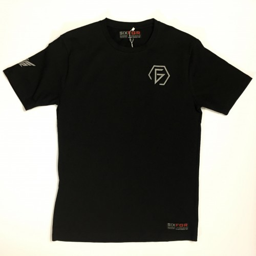 Original 6FGR Signature T Shirt Black [Authentic & Licensed]